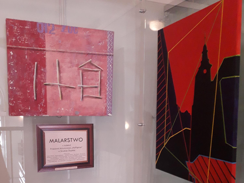 Ilustracja do informacji: Światowi twórcy w muzeum regionalnym