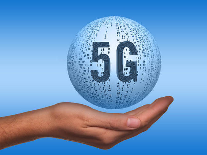 Ilustracja do informacji: Informacje o sieci 5G w Polsce